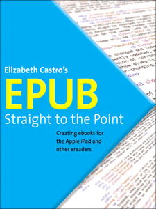 Foto Cover di EPUB Straight to the Point, Ebook inglese di Elizabeth Castro, edito da Pearson Education