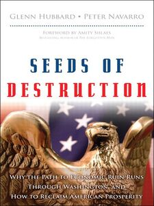 Foto Cover di Seeds of Destruction, Ebook inglese di R. Glenn Hubbard,Peter Navarro, edito da Pearson Education