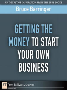 Ebook in inglese Getting the Money to Start Your Own Business Barringer, Bruce