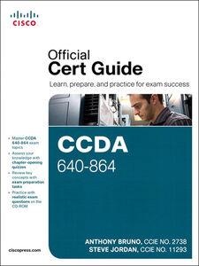 Ebook in inglese CCDA 640-864 Official Cert Guide Bruno, Anthony , Jordan, Steve