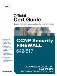 Foto Cover di CCNP Security Firewall 642-617 Official Cert Guide, Ebook inglese di AA.VV edito da Pearson Education