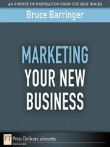 Ebook in inglese Marketing Your New Business Barringer, Bruce
