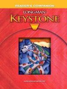 Longman Keystone A Reader's Companion Workbook - CHAMOT & DEMADO - cover
