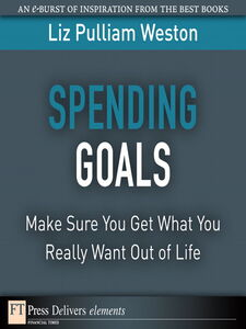 Ebook in inglese Spending Goals Weston, Liz