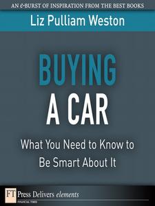 Ebook in inglese Buying a Car Weston, Liz