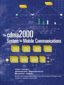 Ebook in inglese The cdma2000® System for Mobile Communications Damnjanovic, Aleksandar , Vanghi, Vieri , Vojcic, Branimir