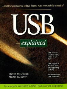 Ebook in inglese USB Explained McDowell, Steven , Seyer, Martin D.