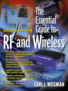 Ebook in inglese The Essential Guide to RF and Wireless Weisman, Carl J.