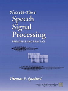 Ebook in inglese Discrete-Time Speech Signal Processing Quatieri, Thomas F.