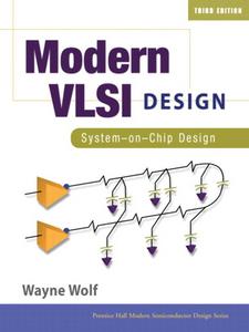 Ebook in inglese Modern VLSI Design Wolf, Wayne
