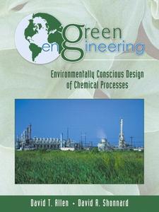 Ebook in inglese Green Engineering Allen, David T. , Shonnard, David R.