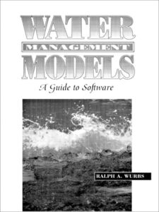 Ebook in inglese Water Management Models Wurbs, Ralph A.