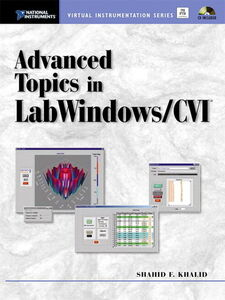 Ebook in inglese Advanced Topics in LabWindows/CVI Khalid, Shahid F.
