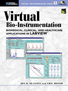 Ebook in inglese Virtual Bio-Instrumentation Olansen, Jon B. , Rosow, Eric