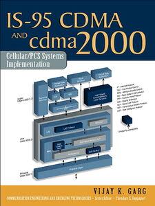 Ebook in inglese IS-95 CDMA and cdma2000 Garg, Vijay K.