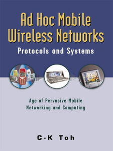 Ebook in inglese Ad Hoc Mobile Wireless Networks Toh, Chai K