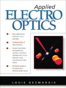 Foto Cover di Applied Electro-Optics, Ebook inglese di Louis Desmarais, edito da Pearson Education
