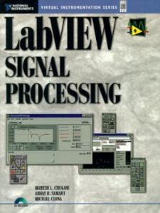 Ebook in inglese LabVIEW Signal Processing Cerna, Michael , Chugani, Mahesh L. , Samant, Abhay R.