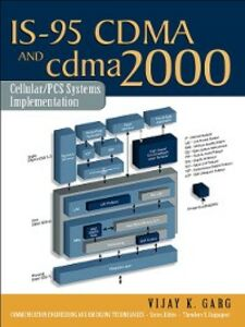 Ebook in inglese IS-95 CDMA and cdma2000 Garg, Vijay K.