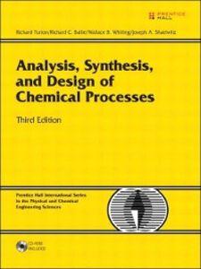 Foto Cover di Analysis, Synthesis and Design of Chemical Processes, Ebook inglese di AA.VV edito da Prentice Hall Professional