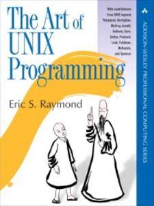 Ebook in inglese The Art of UNIX Programming Raymond, Eric S.