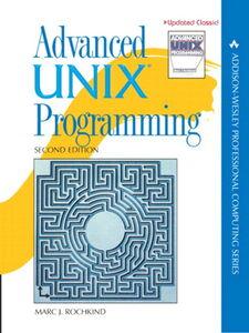 Ebook in inglese Advanced UNIX Programming Rochkind, Marc J.