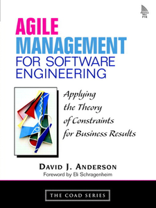 Ebook in inglese Agile Management for Software Engineering Anderson, David J.