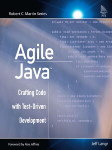Ebook in inglese Agile Java Crafting Code with Test-Driven Development Langr, Jeff