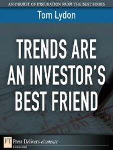 Ebook in inglese Trends Are an Investor's Best Friend Lydon, Tom