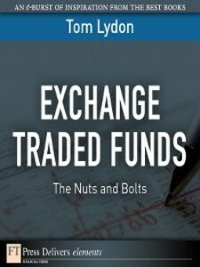 Ebook in inglese Exchange Traded Funds Lydon, Tom