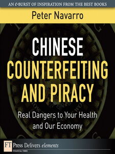 Ebook in inglese Chinese Counterfeiting and Piracy Navarro, Peter