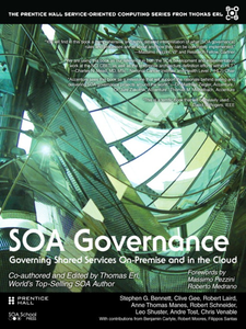 Ebook in inglese SOA Governance Bennett, Stephen G. , Carlyle, Benjamin , Erl, Thomas , Gee, Clive