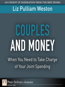 Ebook in inglese Couples and Money Weston, Liz