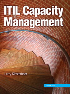 Foto Cover di ITIL Capacity Management, Ebook inglese di Larry Klosterboer, edito da Pearson Education