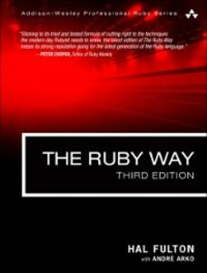 Ebook in inglese Ruby Way Arko, Andre , Fulton, Hal