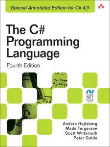 Ebook in inglese The C# Programming Language (Covering C# 4.0) Golde, Peter , Hejlsberg, Anders , Torgersen, Mads , Wiltamuth, Scott