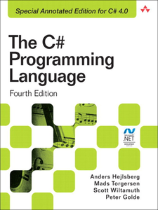 Ebook in inglese The C# Programming Language (Covering C# 4.0) Golde, Peter , Hejlsberg, Anders , Torgersen, Mads , Wiltamuth, Scott