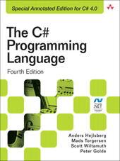 The C# Programming Language (Covering C# 4.0)