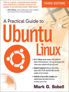 Ebook in inglese A Practical Guide to Ubuntu Linux Sobell, Mark G.