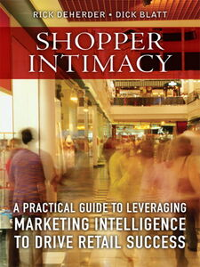 Ebook in inglese Shopper Intimacy Blatt, Dick , DeHerder, Rick