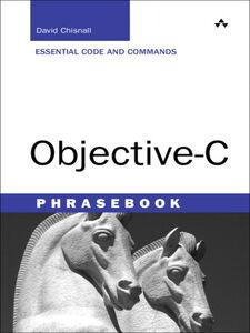 Ebook in inglese Objective-C Phrasebook Chisnall, David
