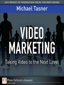 Ebook in inglese Video Marketing Tasner, Michael