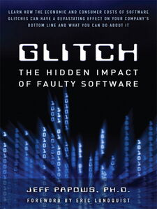 Ebook in inglese Glitch Ph.D., Jeff Papows
