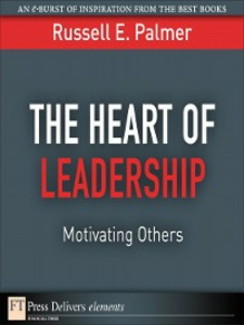 Ebook in inglese The Heart of Leadership Palmer, Russell E.