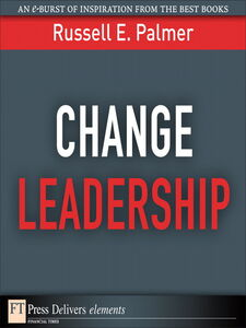 Ebook in inglese Change Leadership Palmer, Russell E.