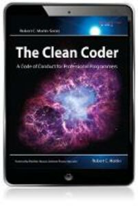 Ebook in inglese The Clean Coder Martin, Robert C.