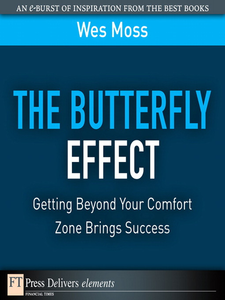 Ebook in inglese The Butterfly Effect Moss, Wes