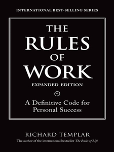 Ebook in inglese The Rules of Work Templar, Richard