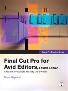 Ebook in inglese Final Cut Pro for Avid Editors Weynand, Diana