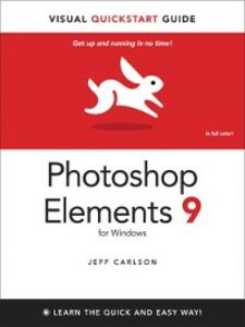 Ebook in inglese Photoshop Elements 9 for Windows Carlson, Jeff